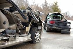 automobile crashworthiness