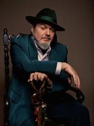 A photo of Dr, John