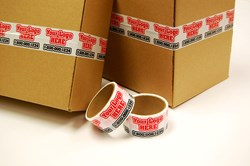 custom packaging tape from Discount Labels