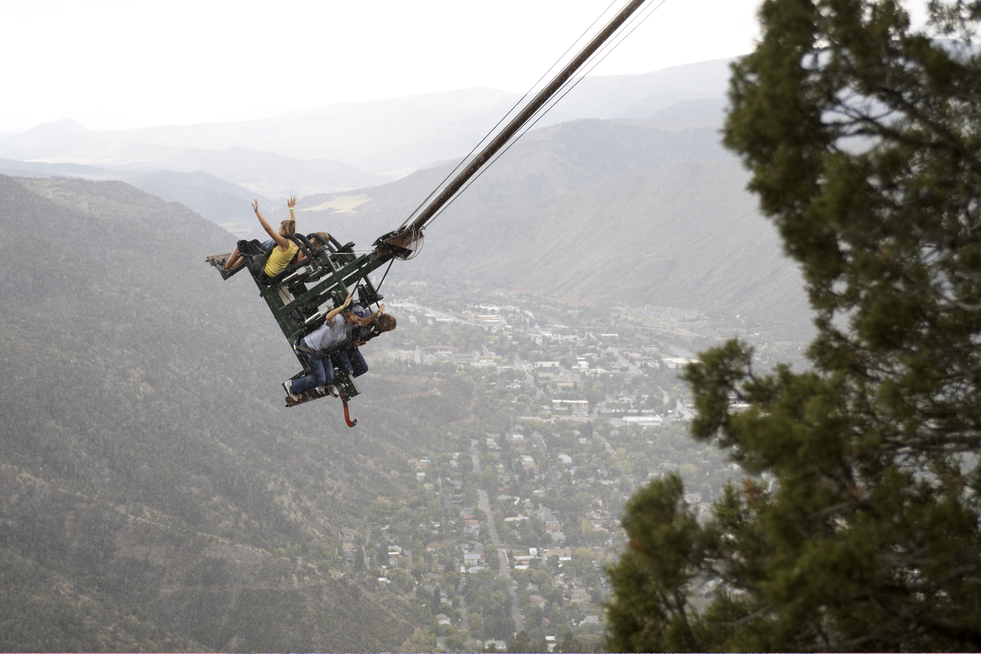 Vote For Glenwood Springs Colorado Town And Its