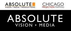 Absolute Vision Media - Absolute Vision Productions and Chicago Projection Mapping Ongoing Collaboration