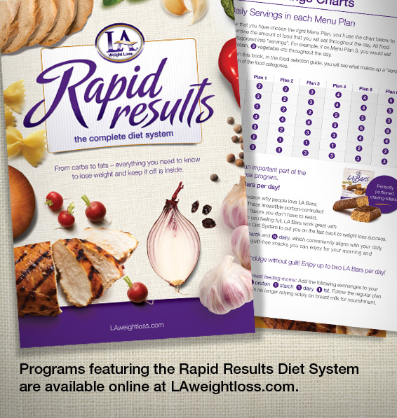 LA Weight Loss Offers New Tips for Weight Loss