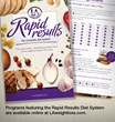 diet system, rapid results diet system, la weight loss, weight loss recipes