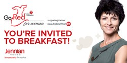 Go Red for Women Breakfast Events
