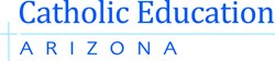 Catholic Education Arizona logo