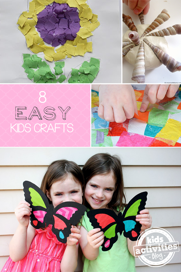 Easy Crafts for Kids Have Been Released On Kids Activities ...