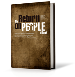 The new Return On People eBook
