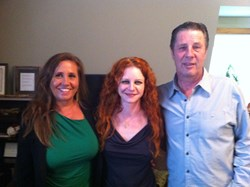 "Bart Herbison Director of NSAI (Nashville Songwriters Association International) and Leslie Hunze welcome Amanda Williams (Founder of Hillbilly Culture LLC, Hillbilly Culture Club and Songwriting and Music Buisness dot com communities) as an offical ""Pro"