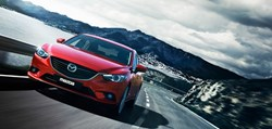 All-new Mazda6 with complimentary navigation upgrade