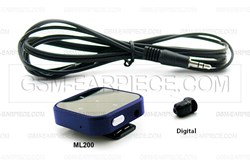 Bluetooth music set from GSM-Earpiece.com