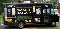 brick and mortar to mobile food truck