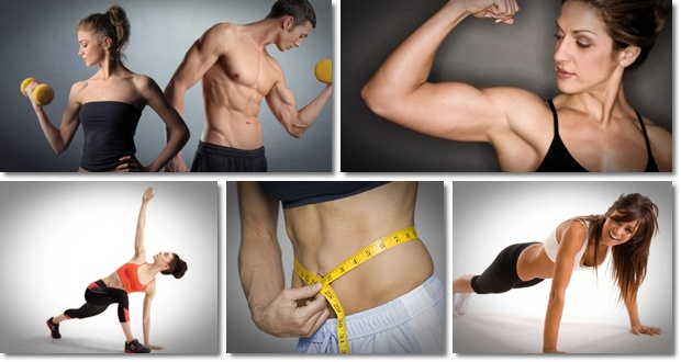 Lose weight gain muscle faster 96