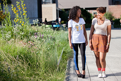 Friends of the High Line will present the High Line Back-to-School Teen Fashion Show, on Thursday, August 29 at 7:00 PM within the Chelsea Market Passage