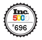 Leading inbound internet marketing firm lands on Inc. 5000 list for second consecutive year.