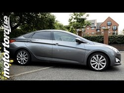 Hyundai i40 video