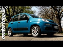Fiat Panda Video