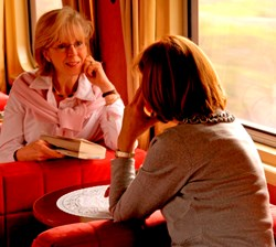The Luxury Train Club for solo single rail holidays