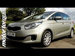 Kia Carens Video