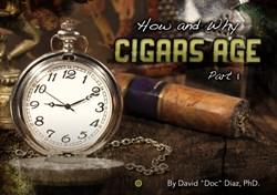 cigars aging, cigar storage, humidors