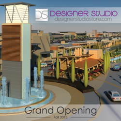Designer Studio Coming Soon to El Paso, TX