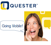Quester Goes Mobile