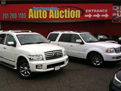 Auto Auction in Jersey City, NJ