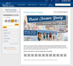 senior cruise deals