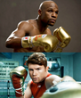 Art of Boxing Magazine Forecasts the Floyd Mayweather Jr. vs. Canelo...