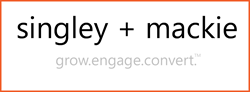 Singley + Mackie Grow. Engage. Convert.