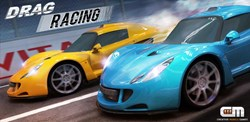 Drag Racing on TV with GamePop