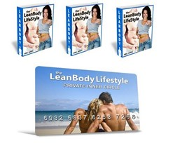 how to get a lean body how the lean body lifestyle