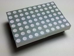 modular LED matrix, LEDgoes
