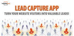 lead capture app, real estate computer app, capture real estate leads,