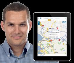 portatour® - my personal sales-route planner