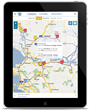 portatour® - route-planning on iPad