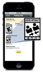 ESRB Rating Search App