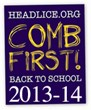 COMBFIRST!   Giving Children a Voice and Parents a Choice on Head Lice