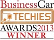 Teletrac Wins 2013 Techie Award for Best Telematics System