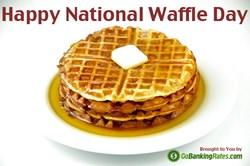 National Waffle Day 2013