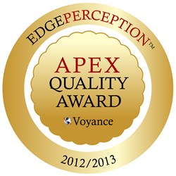 National APEX Quality Award 2012/2013