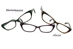 Dolabany Eyewear, Mario Galbatti, & Plume Paris by http://www.BestImageOptical.com