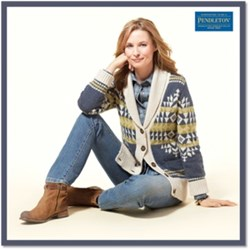 Pendleton women's fashion apparel is offered by The Carriage House, a Reading, PA area boutique located in Wyomissing