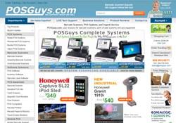 Relaunched POSGuys.com Site