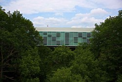 Academic 2 Building at Onondaga Community College Campus Gorge