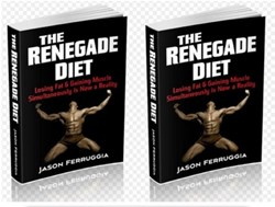 diet for bodybuilding how renegade diet