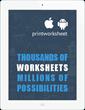 """Print Worksheet"" An Amazing Educational Mobile Application..."