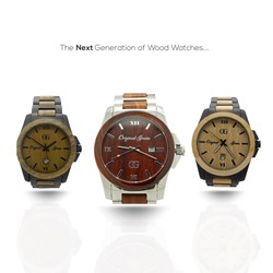 The Next Generation of Wood Watches