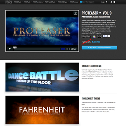 Final Cut Pro X Effects and Plugins - Pixel Film Studios - PROTEASER - FCPX Teaser Title Text