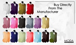 Choir vests and bow ties in all colors