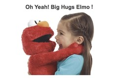 Big Hugs Elmo Review